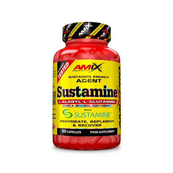 Amix™ Sustamine Agent 60 cápsulas