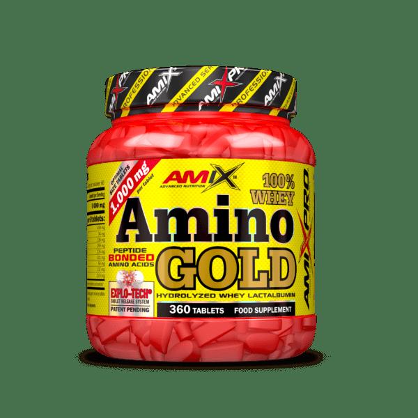 Amix™ Whey Amino Gold 360 tabletas