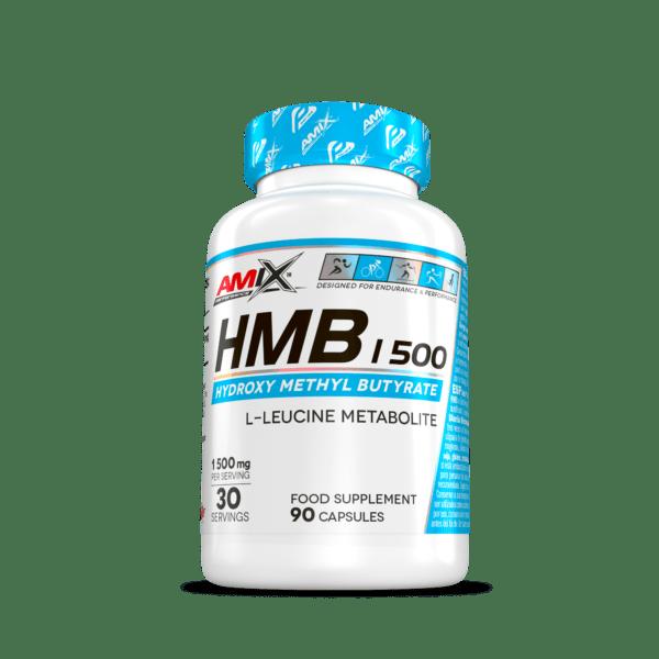 Amix™ Performance HMB 1500mg 90 cápsulas