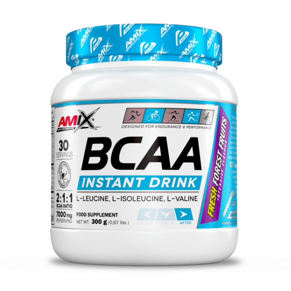 Amix™ Performance BCAA Instant Drink 300gr