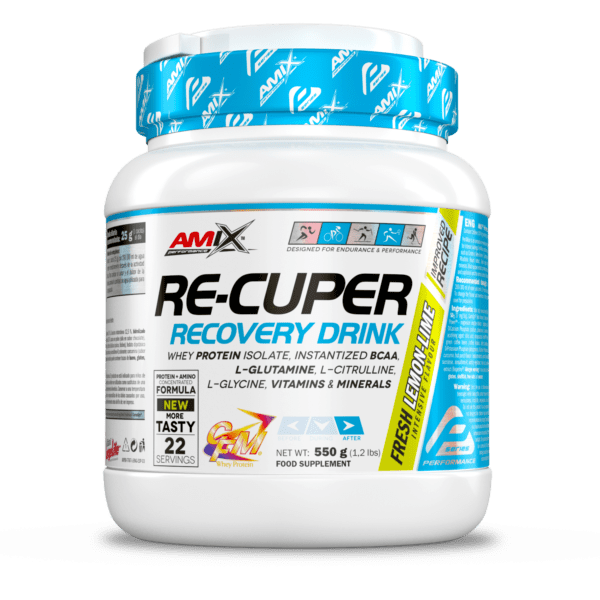 Amix™ Re-Cuper Recovery Drink 550gr