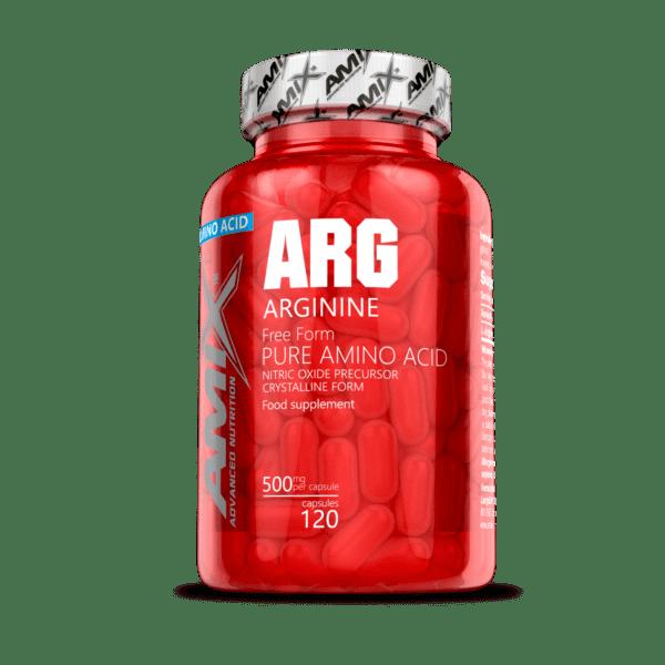 arg arginine 120 cps