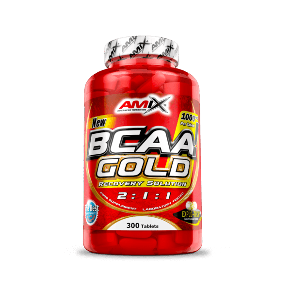 AMIX™ BCAA Gold 2:1:1 300 tabletas