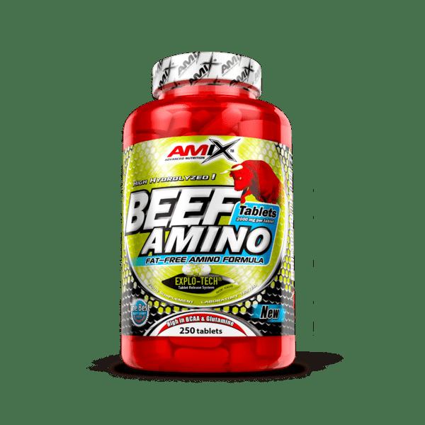 beef amino 250 tabletas