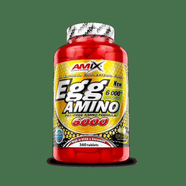 Amix™ EGG Amino 6000 360 tabletas
