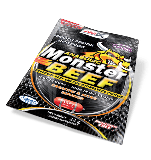 anabolic monster protein 33gr unidosis