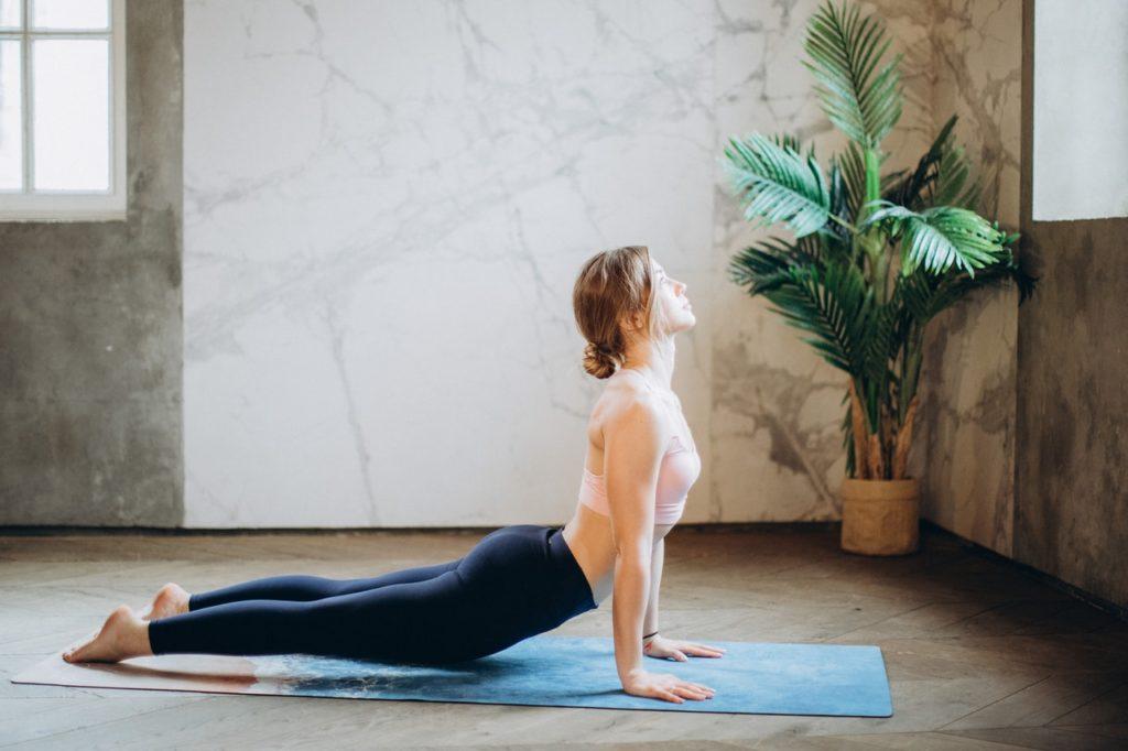 iniciarse en el yoga