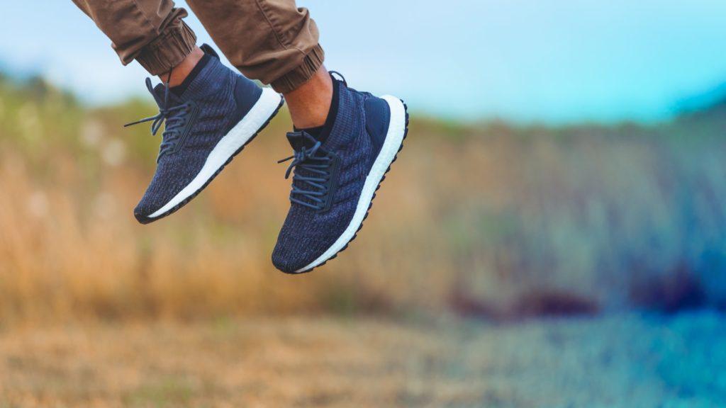 pies de runner