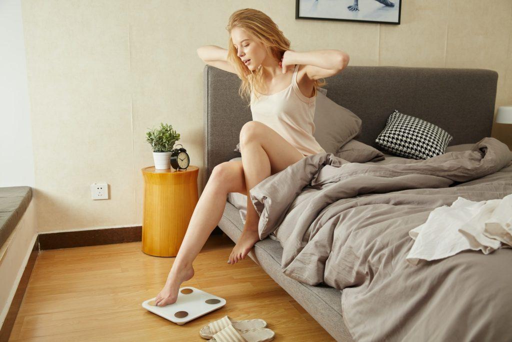 dormir bien y perder peso