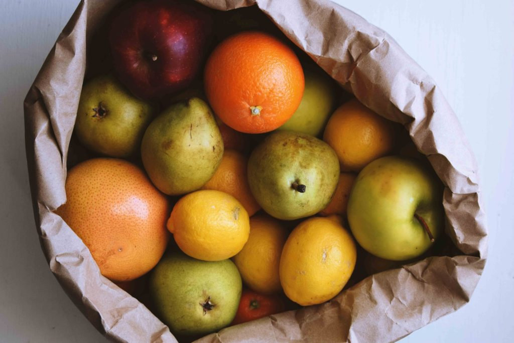 beneficios de comer fruta