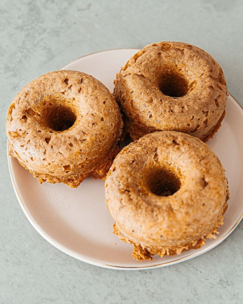 donuts carrot cake