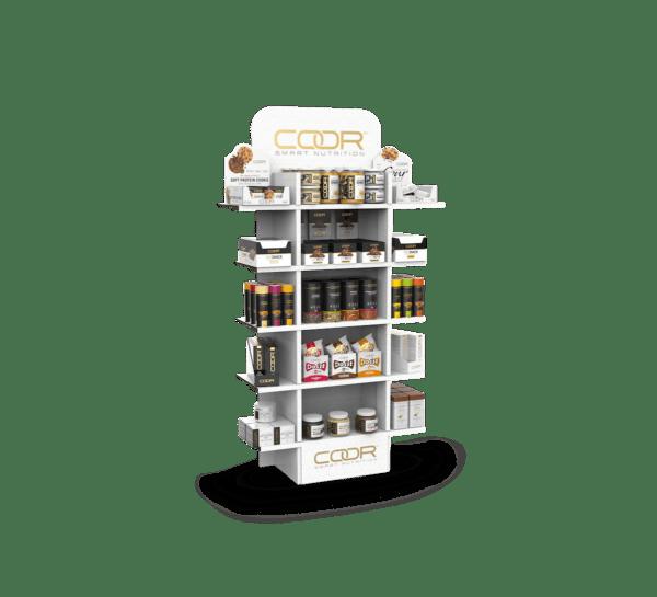 display coor