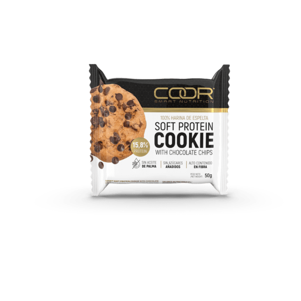 soft protein cookie chocolate