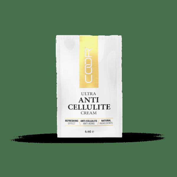 coor anti cellulite cream 4ml
