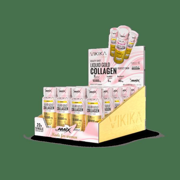gold collagen 20x60 lemon