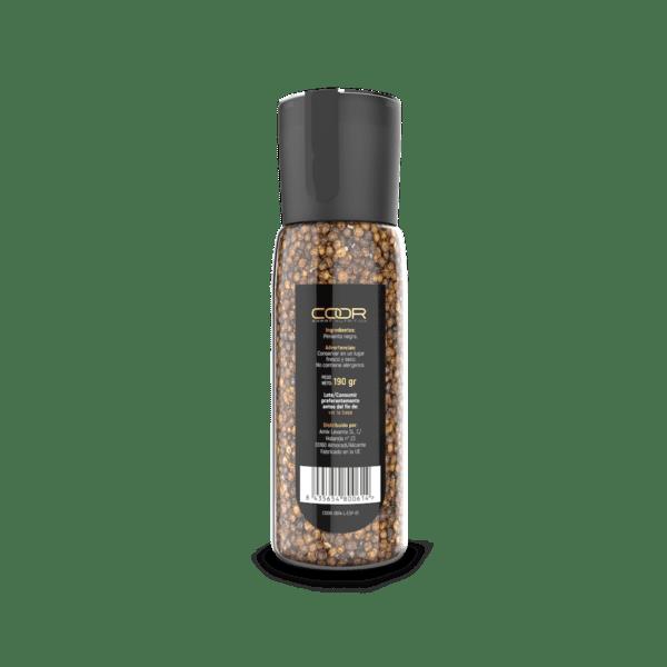pimienta negra en grano