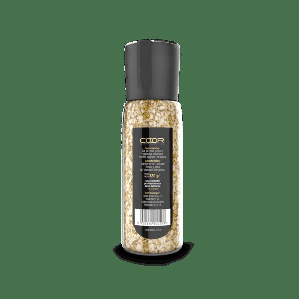 sal de roca con hierbas provenzales coor trasera