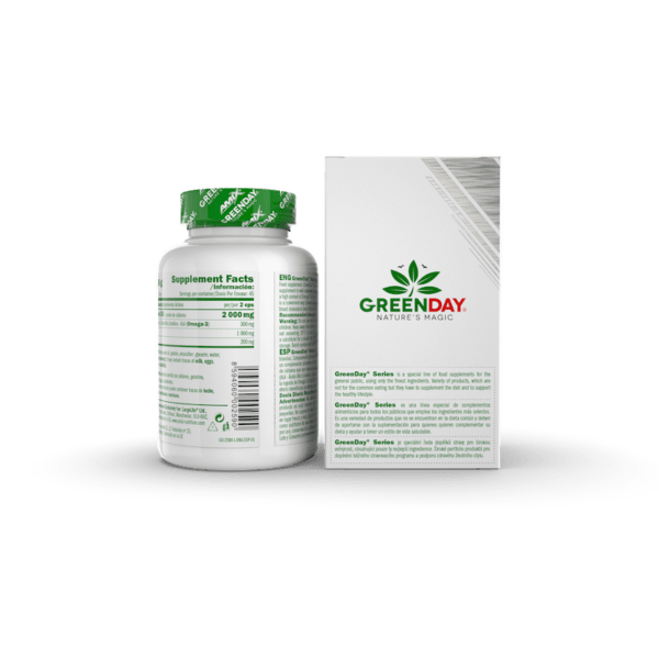 hemp seed oil 90pcs