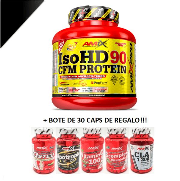 ISOHD 30 CAP
