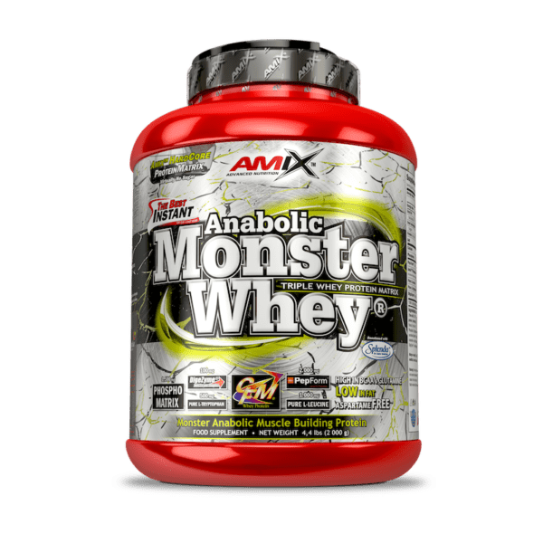 monster whey protein 2000g